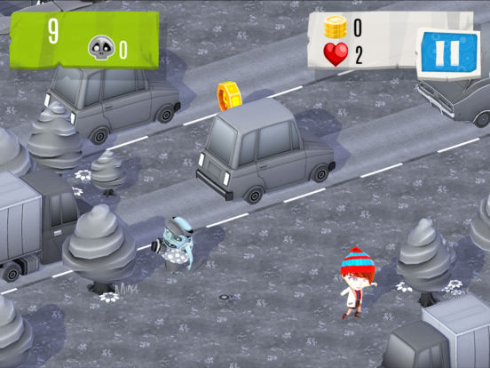Watch out Zombies! Screenshot