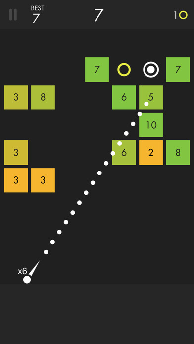 Ballz iOS Screenshots
