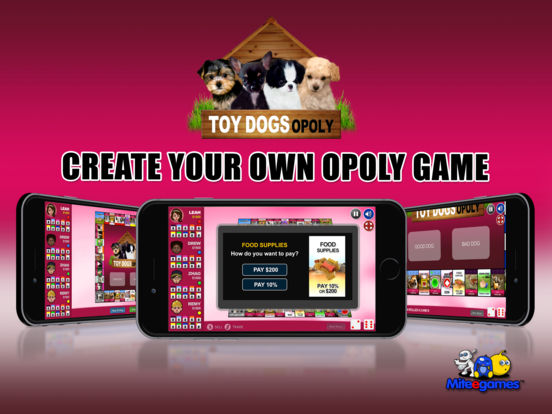 Toy Dogs - Opoly Screenshots