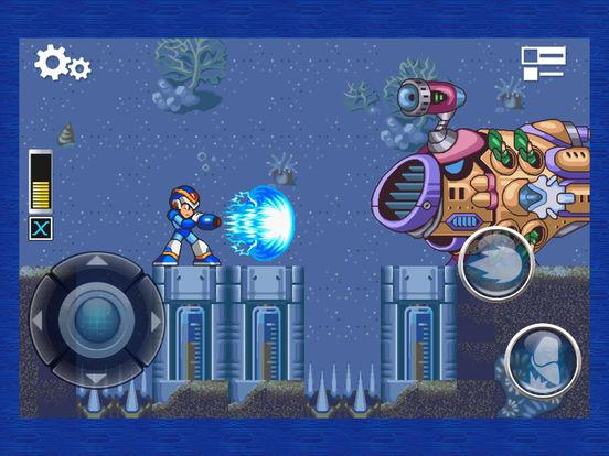 Mega Man X iOS