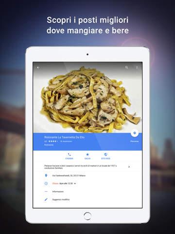 Google Maps: navigazione e trasporto Screenshot
