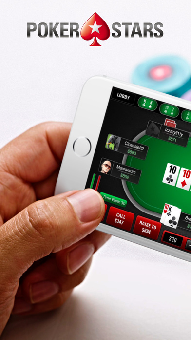PokerStars: Online Poker & Texas Holdem Kostenlos Screenshot