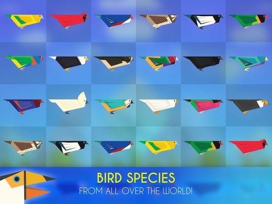 Screenshot 3 Paper Wings by Fil Games