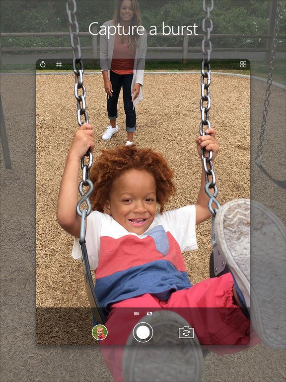 Microsoft Pix Camera Screenshot