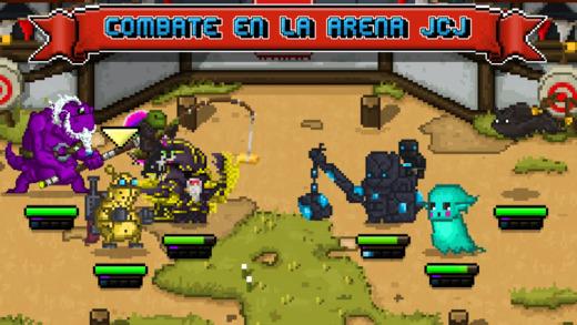 Bit Heroes Screenshot