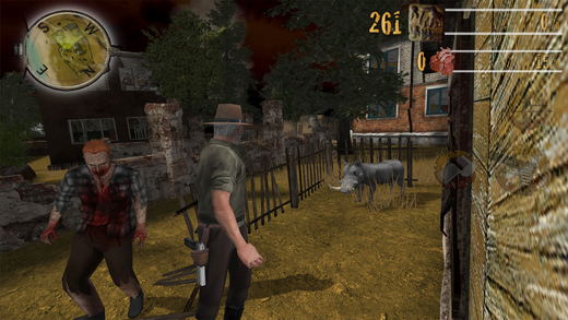 Zombie Fortress : Safari Pro Screenshots