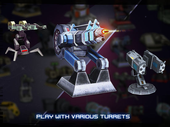 Screenshot 4 INTRUDERS: Robot Defense