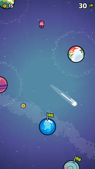 Spinner Galactic Screenshot