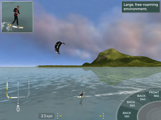 Screenshot 5 Kiteboard Hero