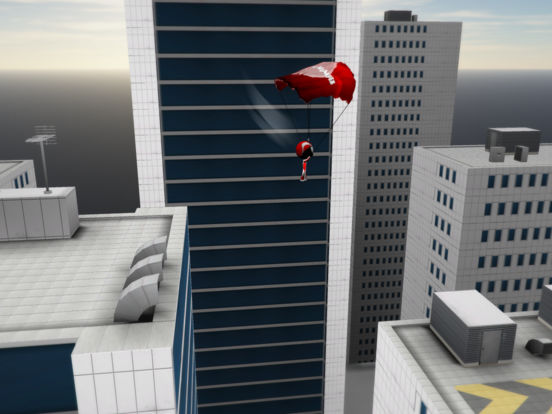 Screenshot 5 Stickman Base Jumper 2