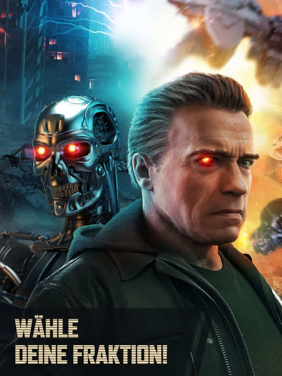 Screenshot 1 Terminator Genisys: Future War