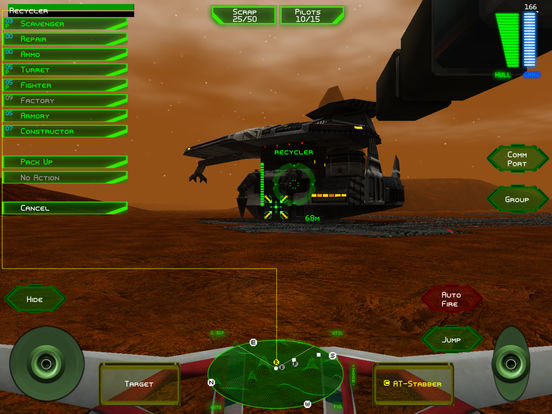 Screenshot 2 Battlezone 98 Redux Odyssey Edition