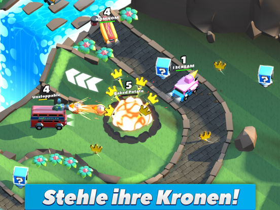 Screenshot 3 Crash of Cars