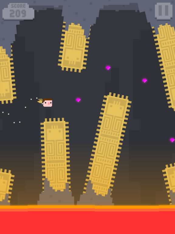 Screenshot 5 Temple Jump