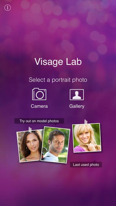 download Visage Lab: retouche photo visage et effet gratuit apps 1