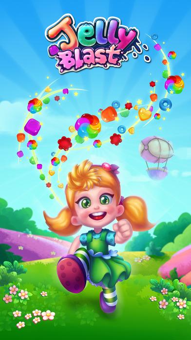 Jelly Blast: New Exciting Match 3 Adventure