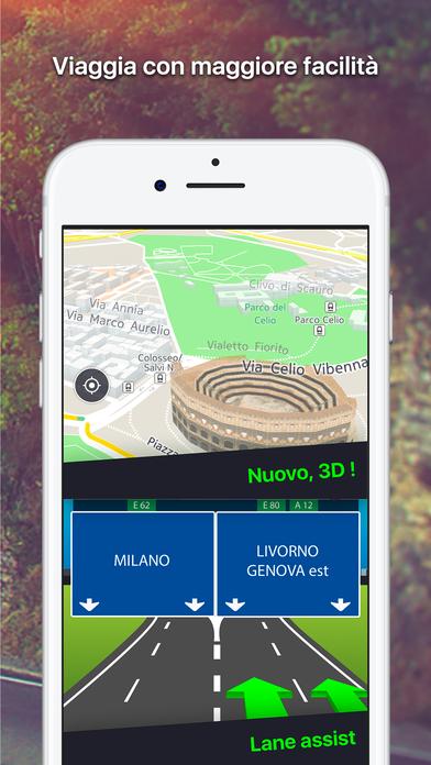 Coyote: navigazione, traffico, autovelox Screenshot