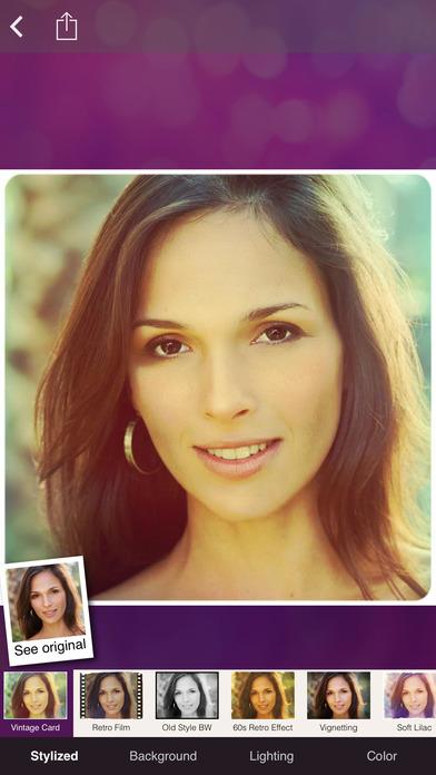 download Visage Lab: retouche photo visage et effet gratuit apps 0