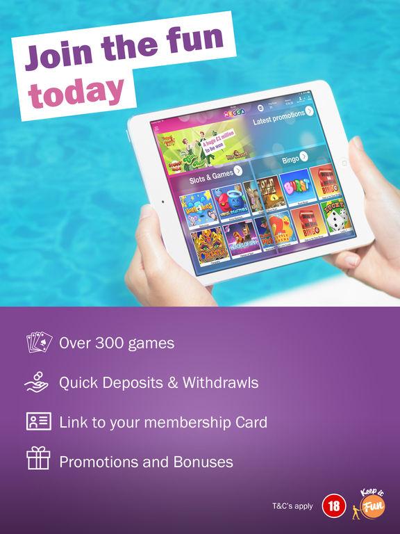 Play mecca bingo slots online free