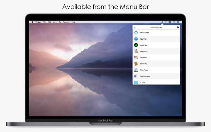 Screenshots Mac OSX