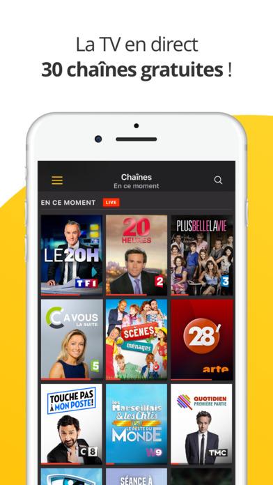 Molotov : TV en Direct, Replay, et plus… iPhone