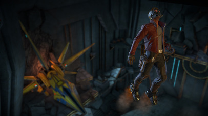 Screenshot 5 Guardians of the Galaxy TTG