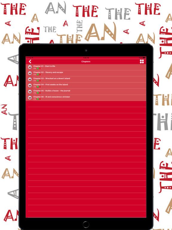 Artikel Englische: pro Screenshot