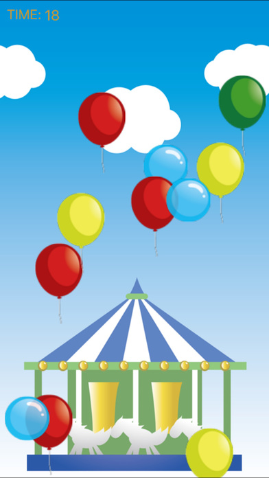 Pop Balloons Mania: Balloon Pop Game Screenshot