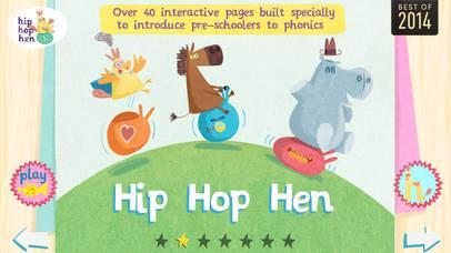 hip hop hen: abc flashcard songs iPhone