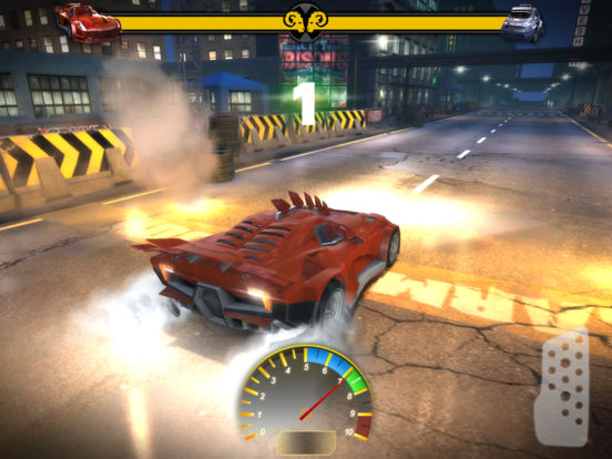 Screenshot 1 Carmageddon Crashers-Drag Race