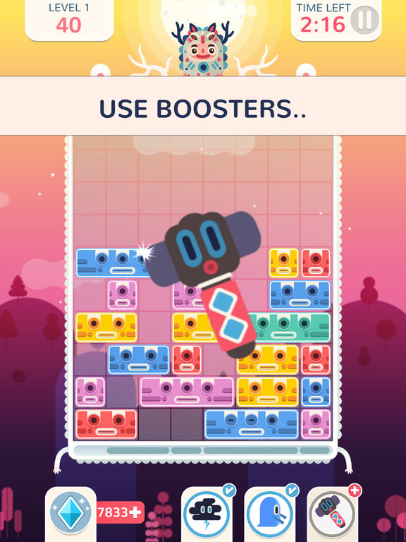 Screenshot 3 Slidey: Block Puzzle