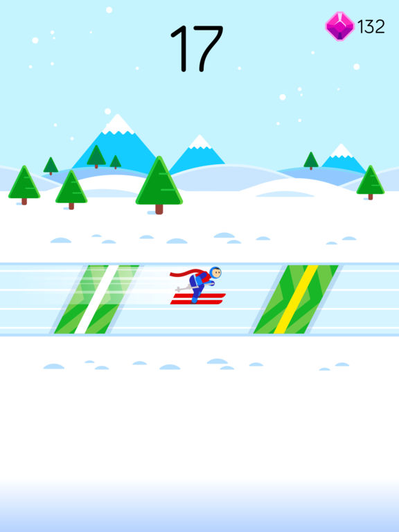 Screenshot 3 Ketchapp Winter Sports