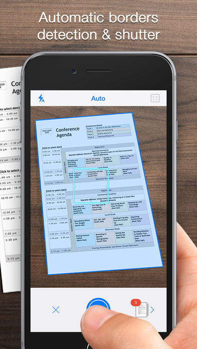 IScanner PDF Document Scanner App Free By Ascella Mobile Inc - Invoice scanner app