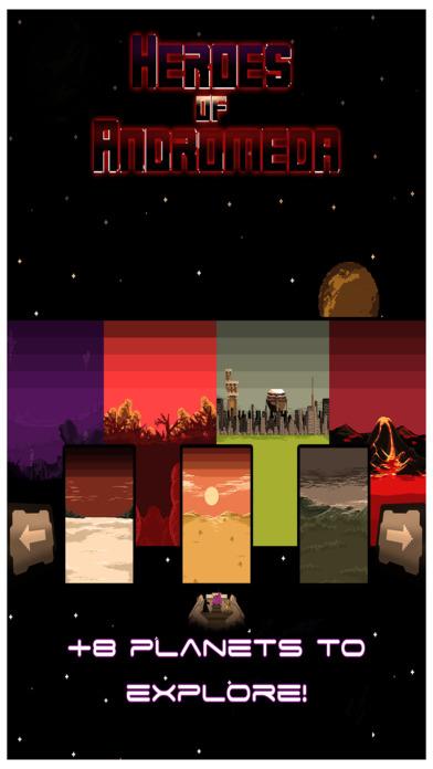 Heroes of Andromeda Screenshot