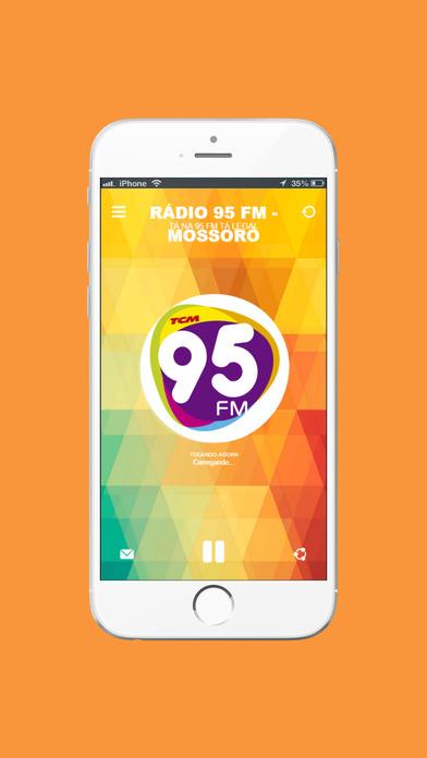 Rádio 95FM Mossoró