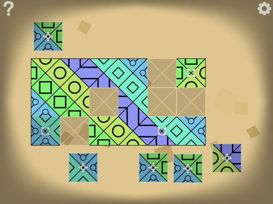 Screenshot 5 AuroraBound – Musterpuzzles