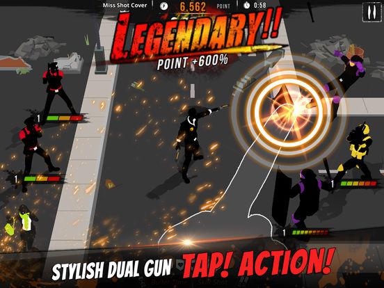 Strider de pistola Screenshot