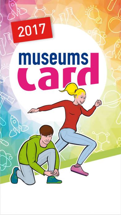 Museums Card Screenshot
