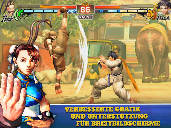 Screenshot 3 Street Fighter IV CE