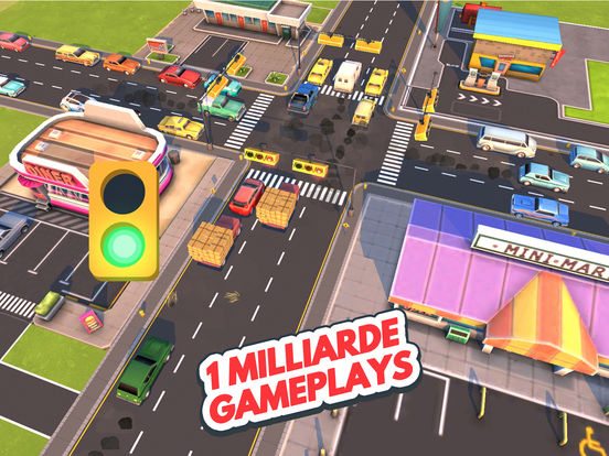 Screenshot 3 Traffic Panic Boom Town