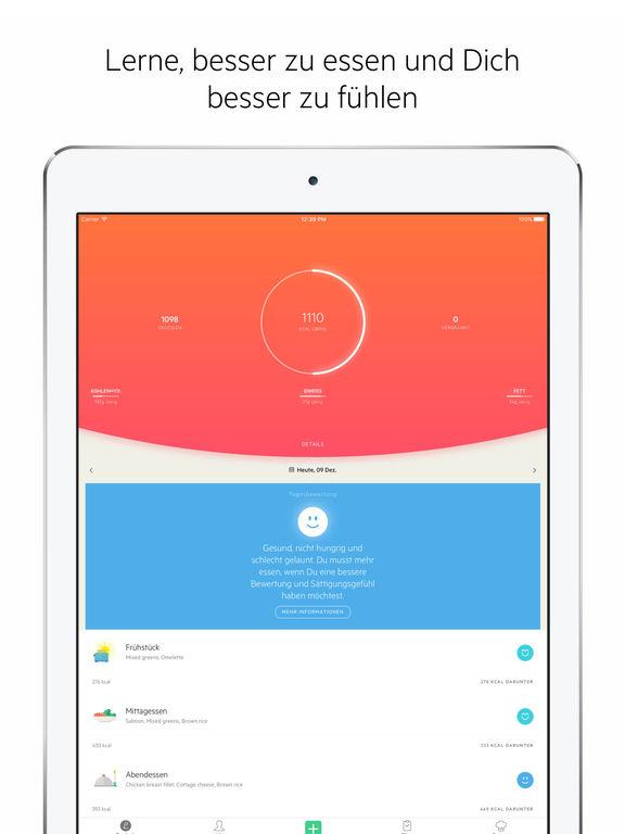 lifesum inspirierende gesunde lifestyle app im app store. Black Bedroom Furniture Sets. Home Design Ideas