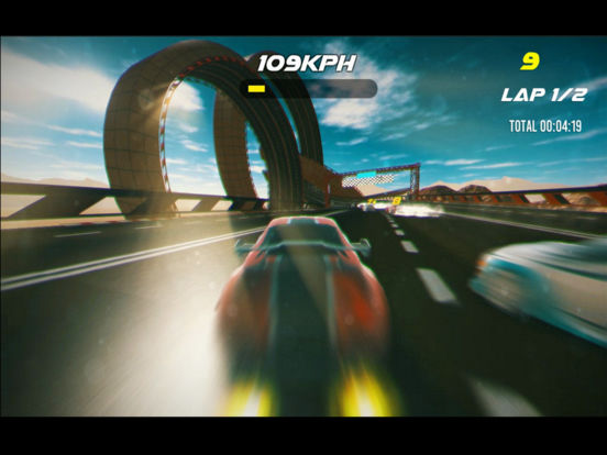 Ace Racing Turbo iOS Screenshots
