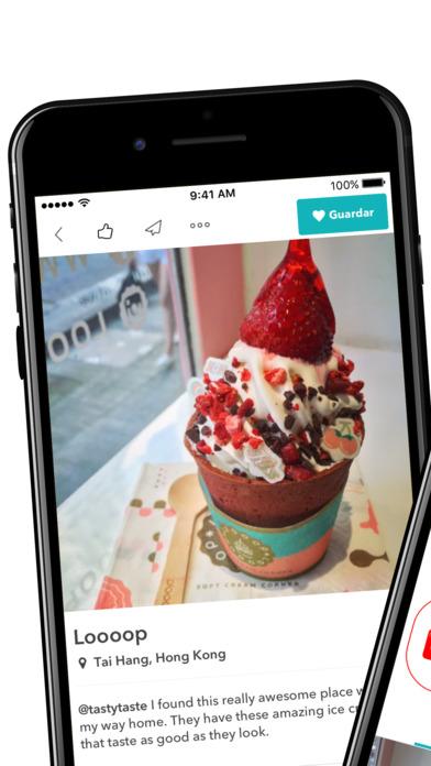 Spottly - Guía de viaje visual para planear viajes Screenshot