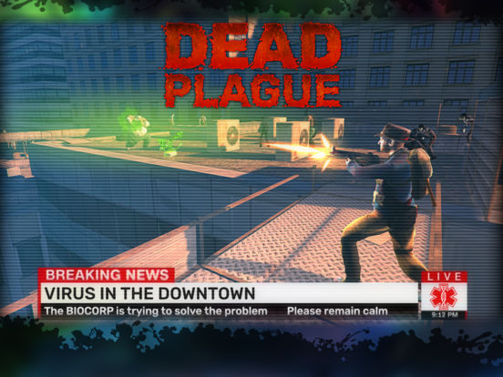 Screenshot 5 DEAD PLAGUE: Zombie Survival