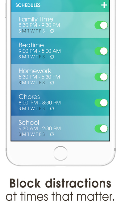 download OurPact – Parental Control & Screen Time Manager appstore review