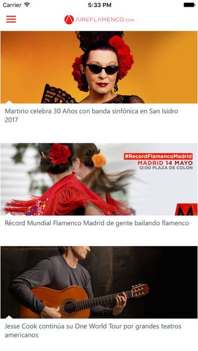download Flamenco AireFlamenco.com apps 2