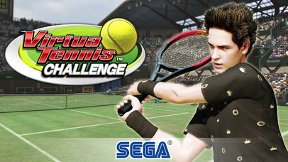 Virtua Tennis Challenge iOS Screenshots