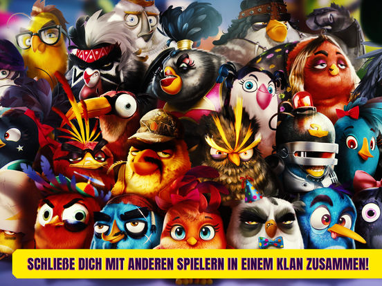 Screenshot 5 Angry Birds Evolution