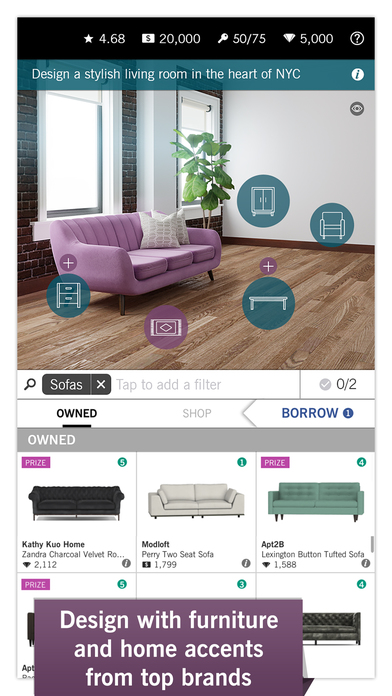 download Design Home appstore review