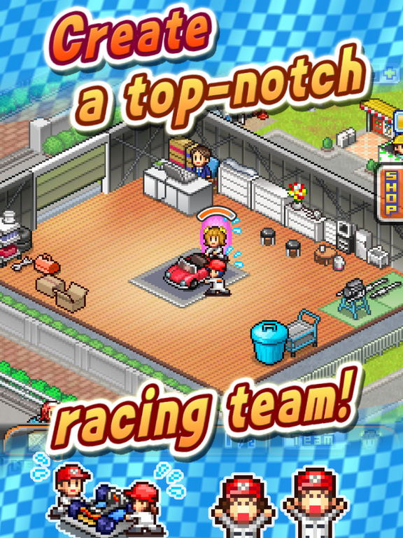 Screenshot 2 Grand Prix Story2